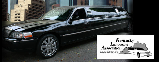 Kentucky Limousine Association, Black Towncar Limo